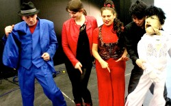 Review: Signdance Collective International, Bad Elvis with Iris Theatre