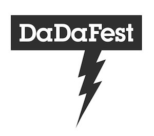 DaDaFest lightening logo