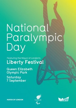 National Paralympic Day featuring Liberty Festival!