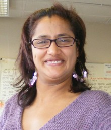 Photo of Kuli Kohli smiling at the camera