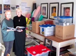 News: Action Space to give organisations' archive to Sheffield University