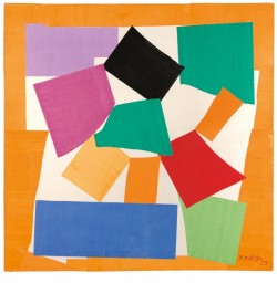 Henri Matisse: Drawing with Scissors. Late Works 1950-1954