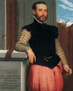 Review: InTouch at the RA: an audio described tour of the 'Giovanni Battista Moroni' exhibition