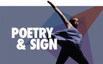 Poet in the City: Poetry and Sign