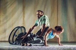 Review: Edinburgh Festival: Stopgap Dance Company's 'Artificial Things'