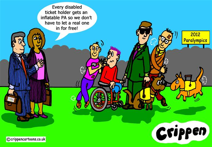 Crippen's inflatable carers idea