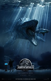 Movie Poster for Universal Pictures 'Jurassic World'