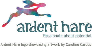 Ardent Hare Logo