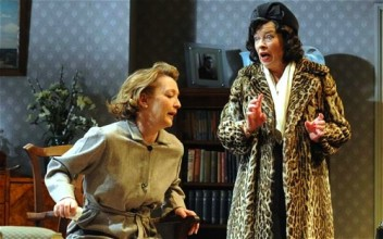 Review: Mike Leigh's play 'Grief'