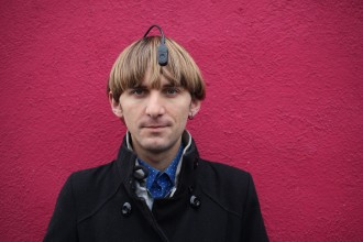 Spanish artist and musician Neil Harbisson develops device enabling him to interpret colours as different musical frequencies