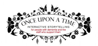Spare Tyre logo for Once upon a Time storytelling