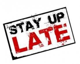 The Stay Up Late campaign re-launches