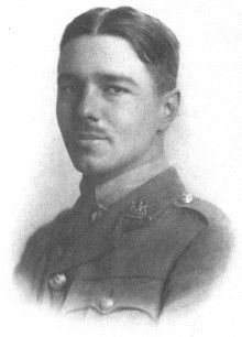 The anti-war poem 'Disabled' by Wilfred Owen