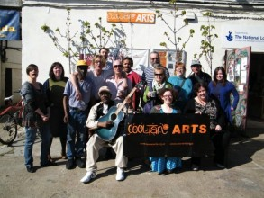 CoolTan Arts shortlisted for Guardian Charity Awards from 1300 entrants