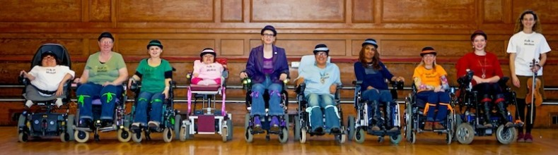 Unique Wheelchair Dance project awarded London 2012 Inspire mark