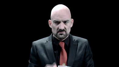 Daryl Jackson as Luc in Game of Life, directed by Nick Sturley