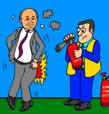 IDS spontaneously combusts